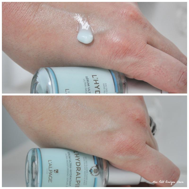 L'Alpage et son Sérum Ultra-Hydratant 24h de L'Hydralpine!, Mon Petit Quelque Chose