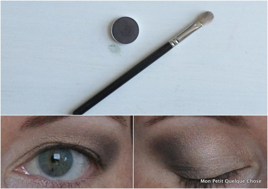 Makeup avec MAC : MAC Smut et 217