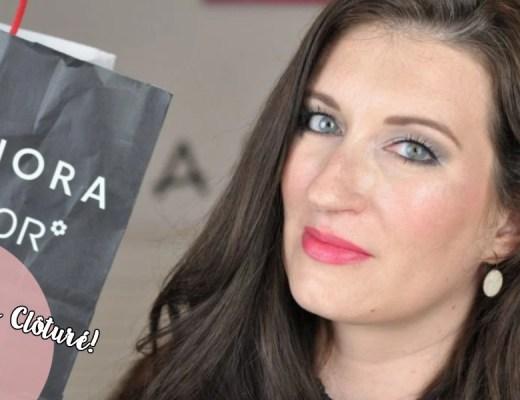 Unboxing et Concours : Kit Presse de Sephora chez Manor! - Mon Petit Quelque Chose
