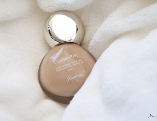 L'Essentiel, le nouveau fond de teint de Guerlain - Mon Petit Quelque Chose