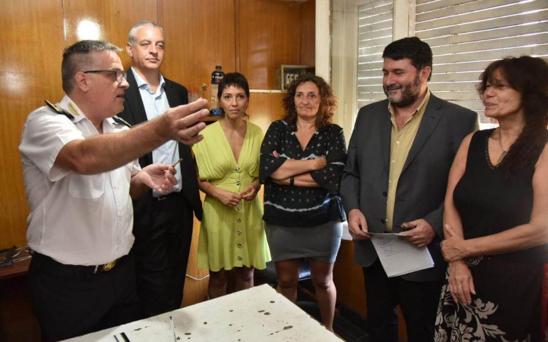 LA CPM RECIBIÓ EL INMUEBLE DE ALLISON BELL Y GARIBALDI Se completó la desafectación del ex CCD Pozo de Quilmes