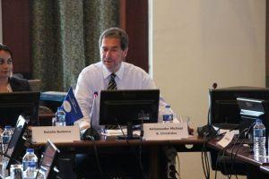 Ambassador Michael B. Christides, Secretary General, Permanent International Secretariat of the Organization of the Black Sea Economic Cooperation