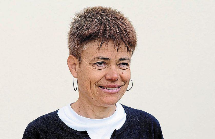 Marie-France Simonnet, présidente du CPNS