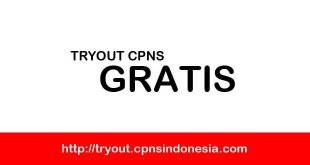 tryout-cpns-gratis