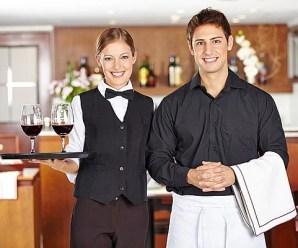 Atendente de Restaurante