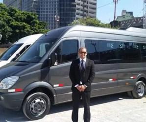 Motorista de Van