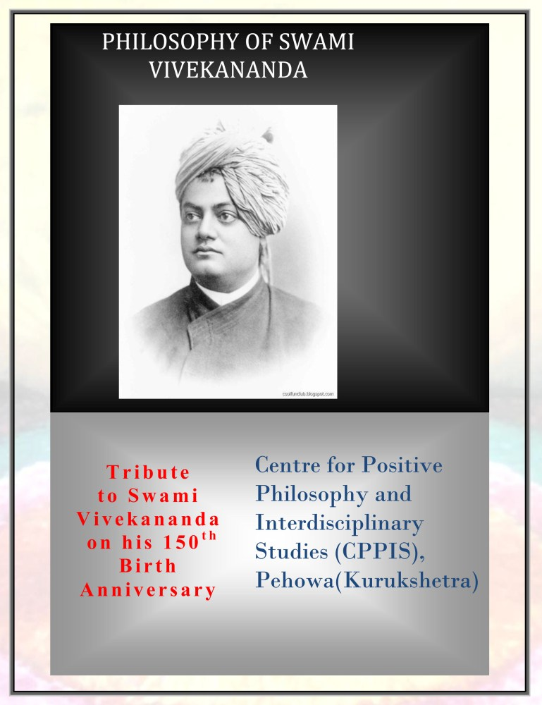 E-book: Philosophy of Swami Vivekananda