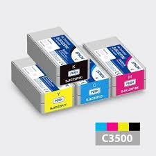 Epson 3500 Inks
