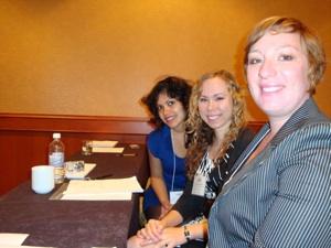 Jessica, Danielle, Erin