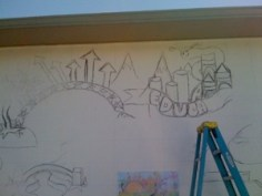 Sketching the Wall