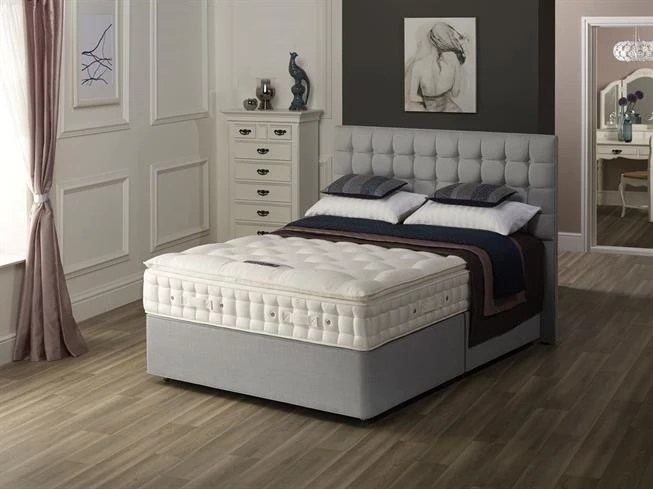 Buy Pillow Top SupremeSe Sprung Edge Divan Set