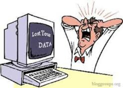 Lost your data