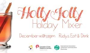 Holly Jolly Holiday Mixer