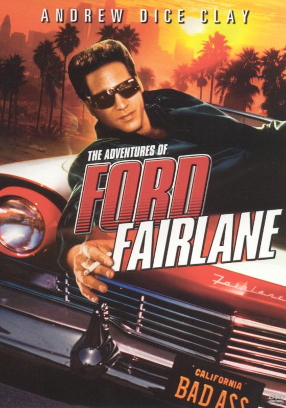 The Adventures Of Ford Fairlane 1990 Renny Harlin
