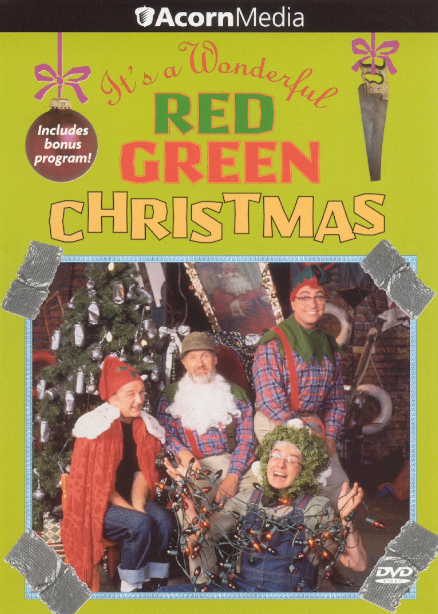 The Red Green Show Its A Wonderful Red Green Christmas