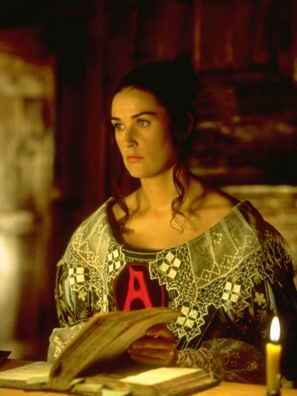 open endedness of the scarlet letter Scarlet letter study questions  using specific lines from the scarlet letter, answer the following questions: chapter 1 1 what is the scene/setting.