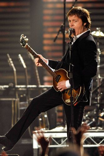 Paul McCartney | Biography, Movie Highlights and Photos ...