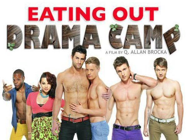 Eating Out 4 Drama Camp Online