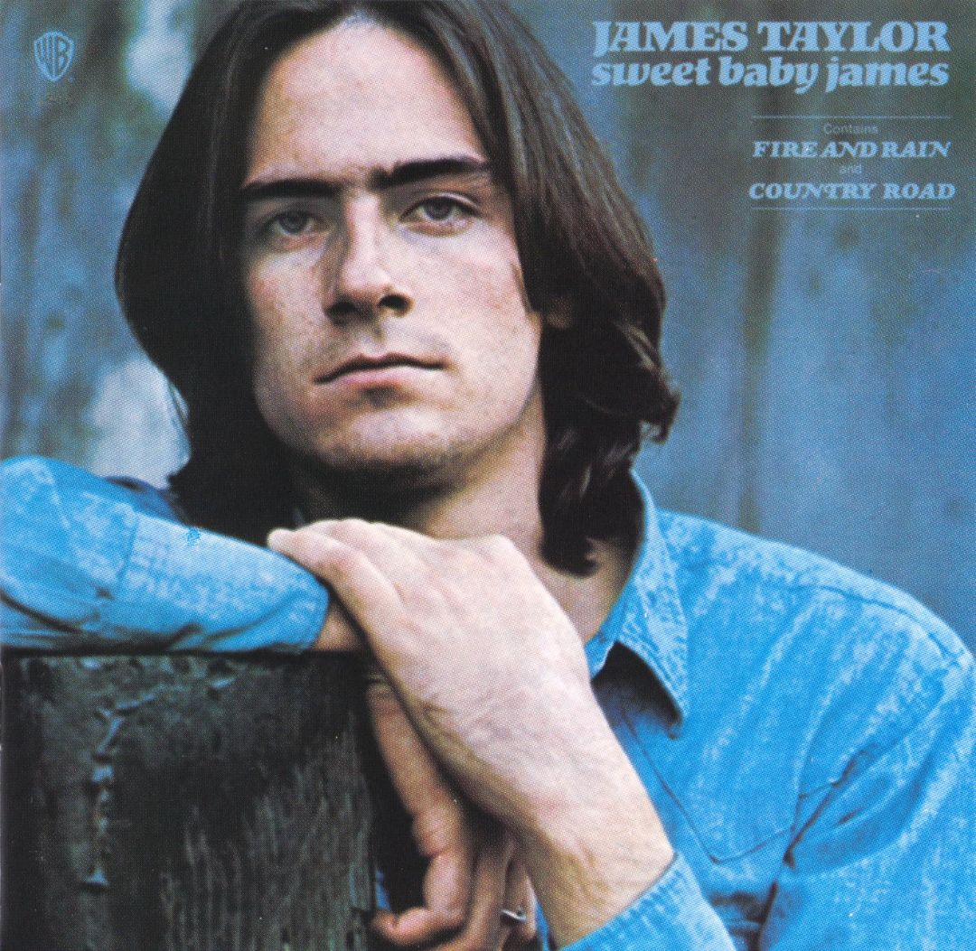 Image result for james taylor sweet baby james album