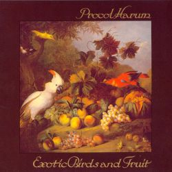 Exotic Birds and Fruit