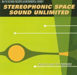 Plays Lost TV Themes - Stereophonic Space Sound Unlimited ...