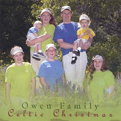 Celtic Christmas - The Owen Family | Songs, Reviews ...