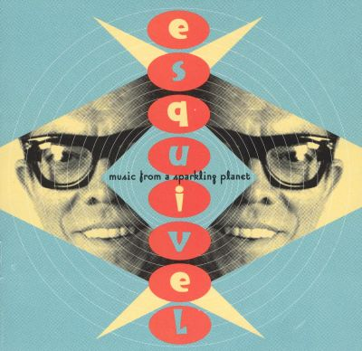 Music from a Sparkling Planet - Esquivel | Songs, Reviews ...