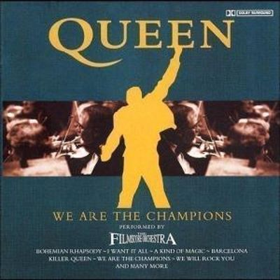 Queen: We Are the Champions - The Film Score Orchestra ...