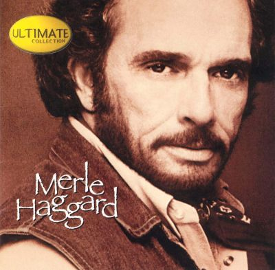 Portada de l'àlbum The Ultimate Collection, de Merle Haggard