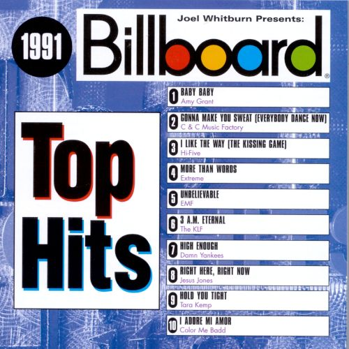 Billboard Top Hits 2000
