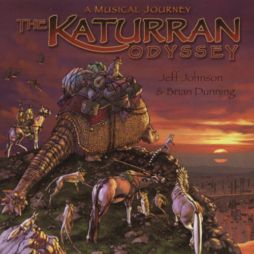 The Katurran Odyssey - Jeff Johnson & Brian Dunning ...