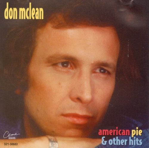 American Pie & Other Hits - Don McLean | Songs, Reviews ...