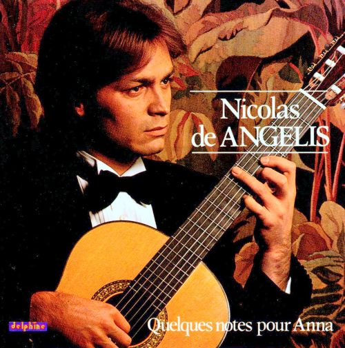Quelques Notes Pour Anna - Nicolas de Angelis | Songs ...