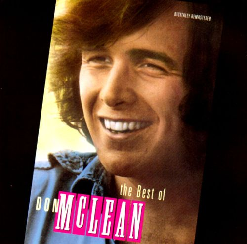 The Best of Don McLean [EMI 1988] - Don McLean | Songs ...