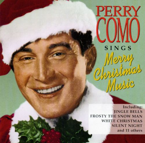 Image result for perry como christmas album