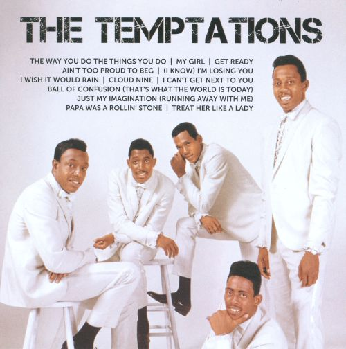 Icon The Temptations Songs Reviews Credits AllMusic