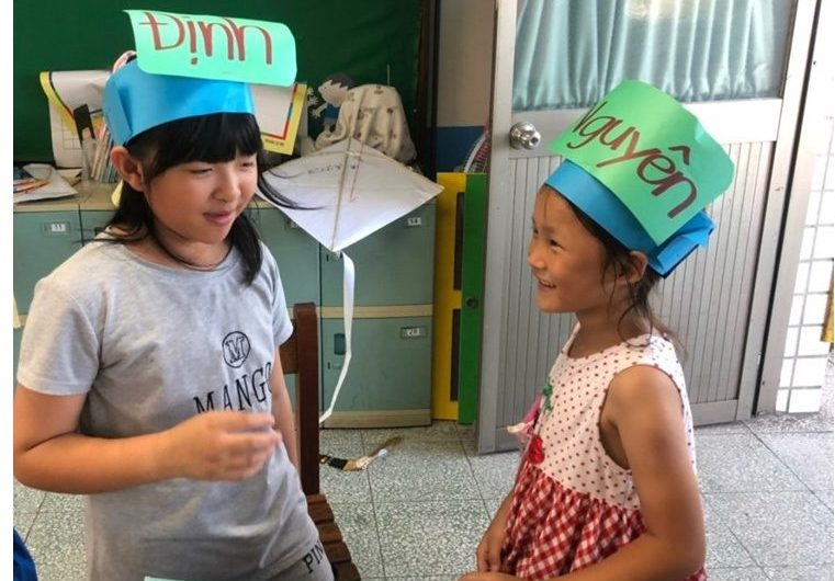 撰寫 新住民語文 課程計畫(3)評量方式