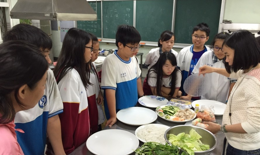 新住民語文 學習教材 教材分析 (2)越南語