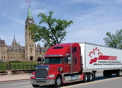 Camión canadiense