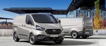 Ford Transit 250 2019