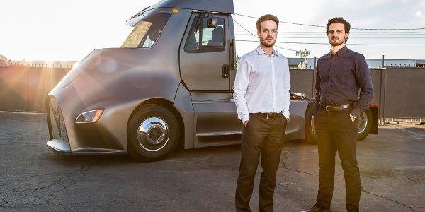 Fundadores de Thor Trucks
