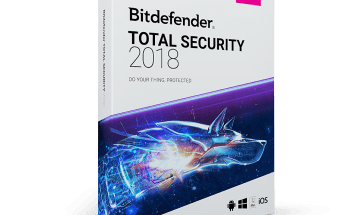 Bitdefender Total Security 2018 Activation Code + Crack Download