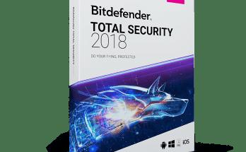 Bitdefender Total Security 2018 Activation Code + Crack Download