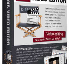 AVS Video Editor Crack Patch Keygen Download