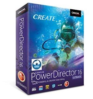 CyberLink PowerDirector 16 Crack Keygen Full Free Download