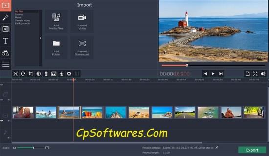 Movavi SlideShow Maker 3 Crack + Serial Key Download