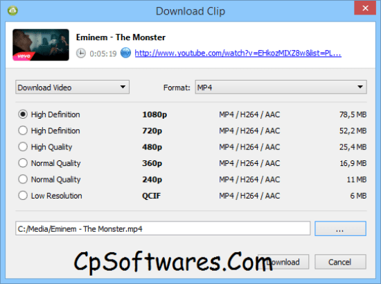4K Video Downloader 4.4 License Key