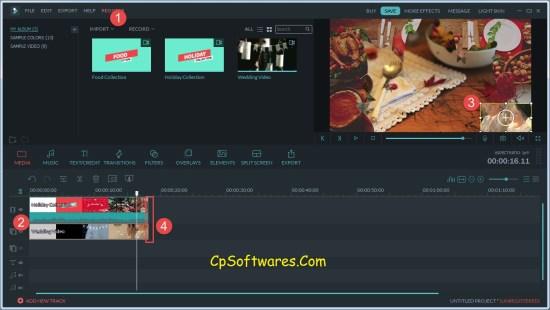 Wondershare Filmora Registration Code