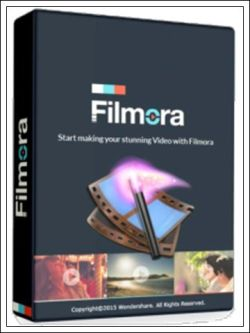 Wondershare Filmora Serial Key