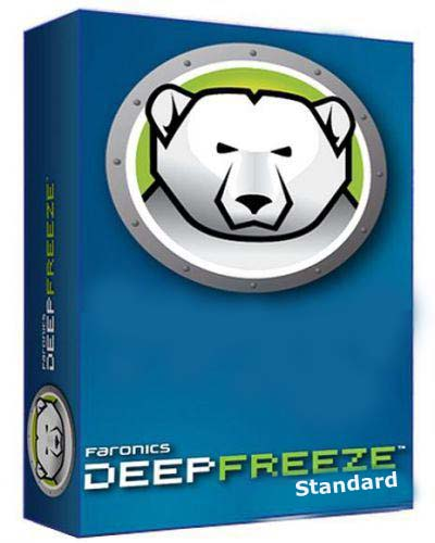 Deep Freeze Standard 8.38 Crack Plus License Key Free Download